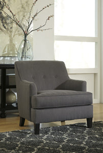 Crislyn Accent Chair - Smoke