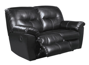 Kilzer Durablend Loveseat - Black