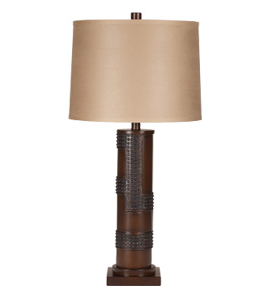 Oriel Table Lamp Pair