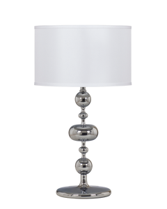 Raschel Table Lamp Pair