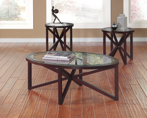 Sleffine 3 Pack Tables