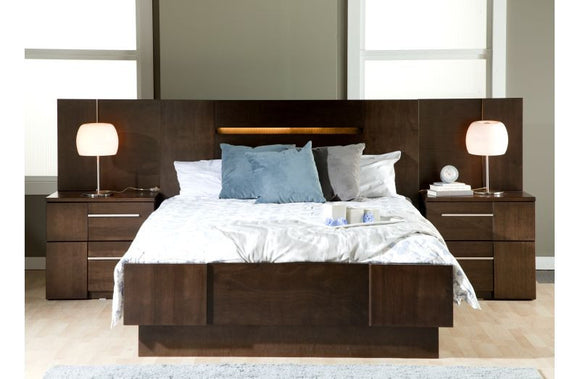 Milano Panel Headboard Extensions