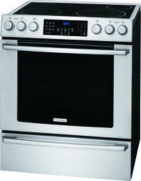 "Electrolux 30"" Electric Front Control Freestanding Range"
