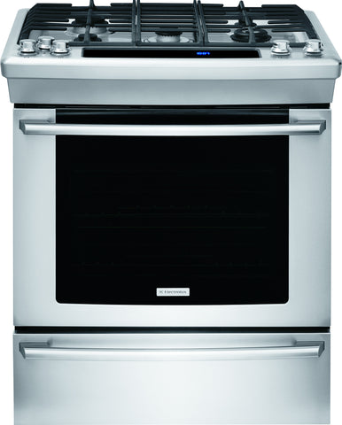 "Electrolux 30"" Gas Built-In Range with Wave-Touch® Controls"