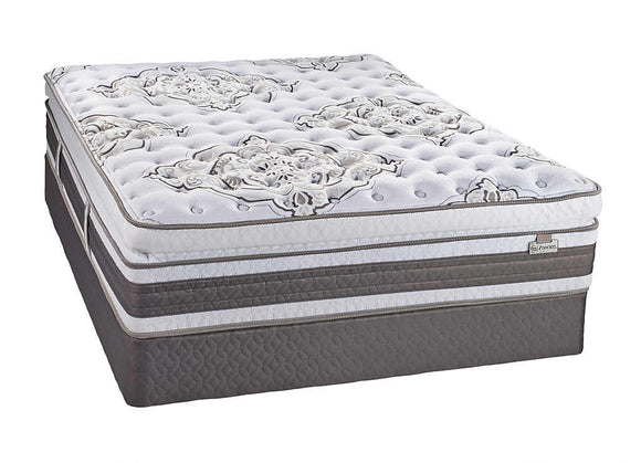 iSeries Highbridge Super Pillow Top Plush Set