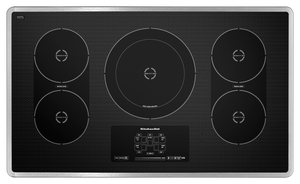"KitchenAid 36"" Cooktop"