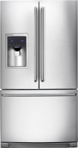 "Electrolux 28"" Standard-Depth French Door Refrigerator with Wave-Touch® Controls"