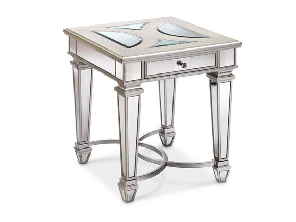 Novella End Table