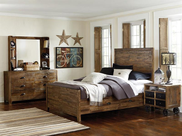 Braxton Twin Panel Headboard