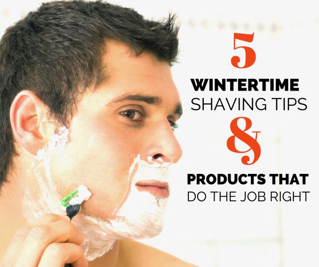 5 Shaving Tips You Need To Know For Winter - Burke Avenue by Craig the Barber
