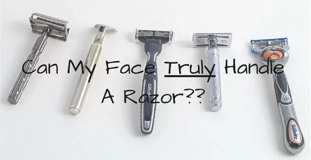 Can My Face Truly Handle A Razor? - Burke Avenue by Craig the Barber