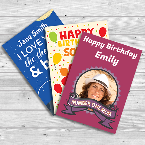 Personalised cards diddley doos personalised greeting card m4hsunfo