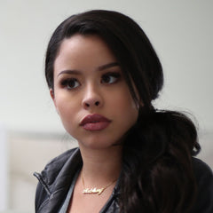 Cierra Ramirez - BooThang Necklace