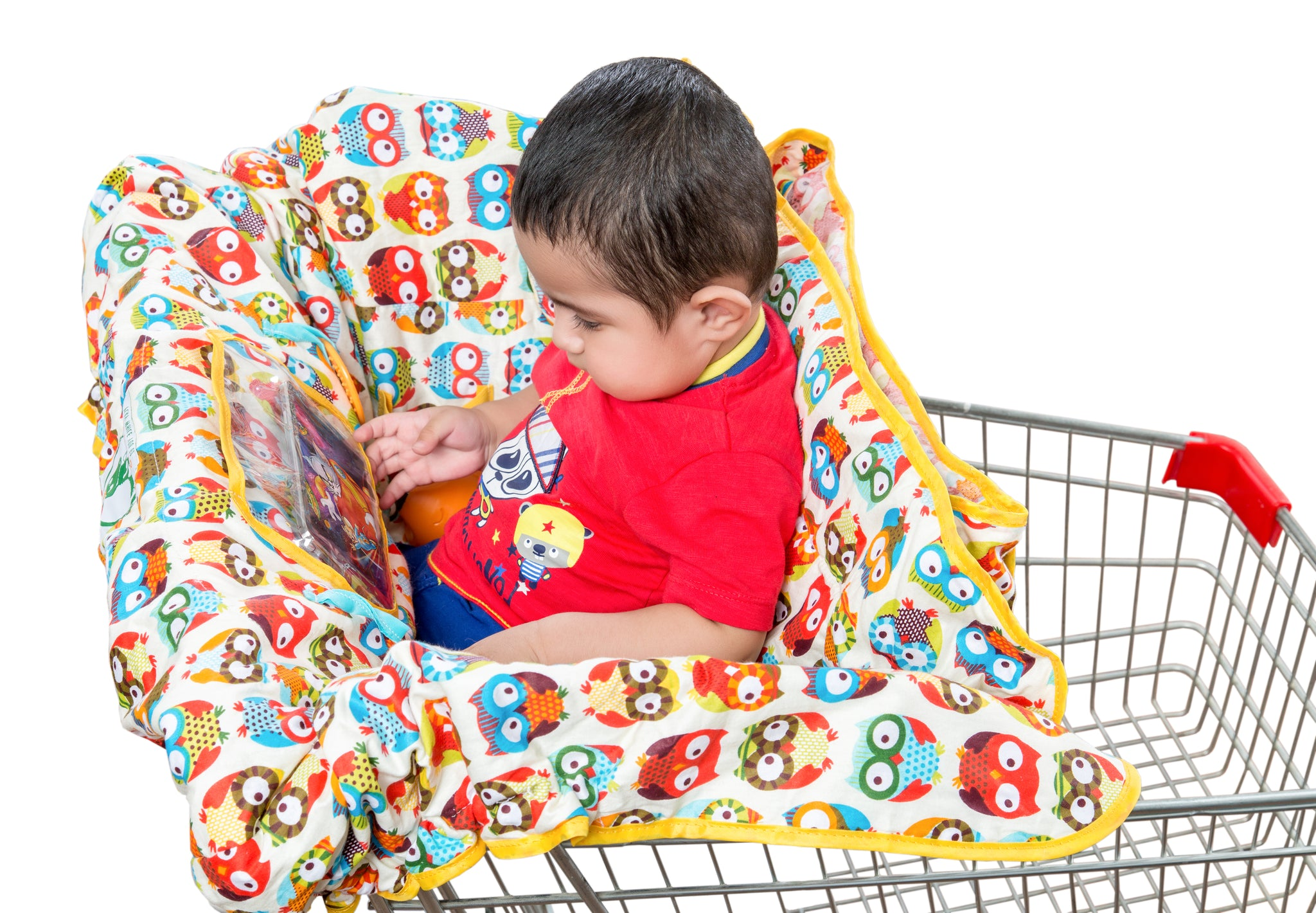 Baby Shopping Cart Cover 2 In 1 High Chair Cover Large