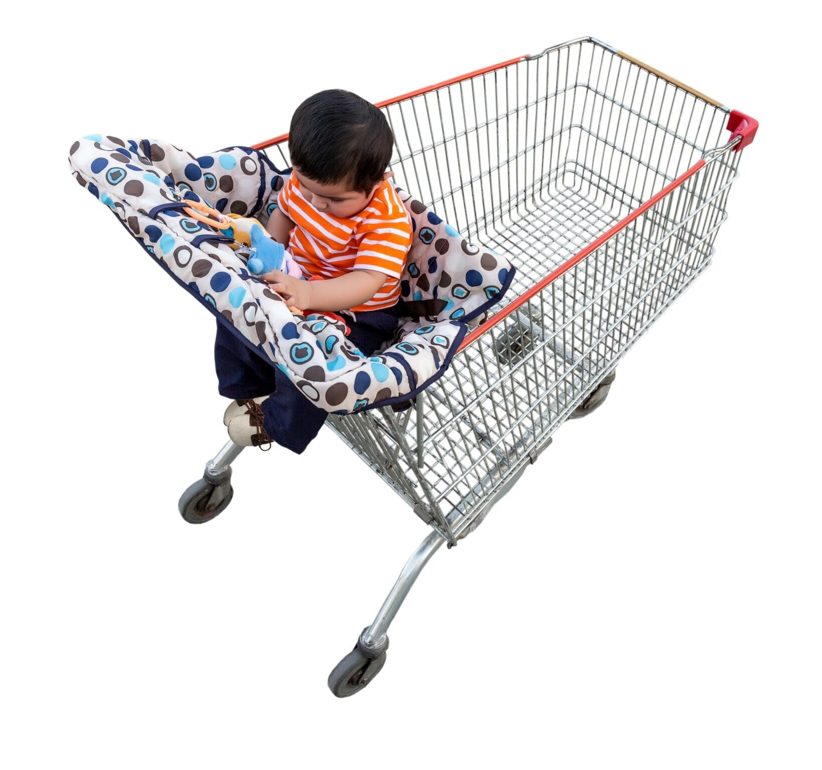 Baby Shopping Cart Cover 2 In 1 High Chair Cover