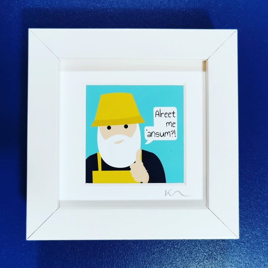 Framed Print - Small Square *SPECIAL OFFER*