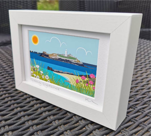 Small Framed Print - Rectangular