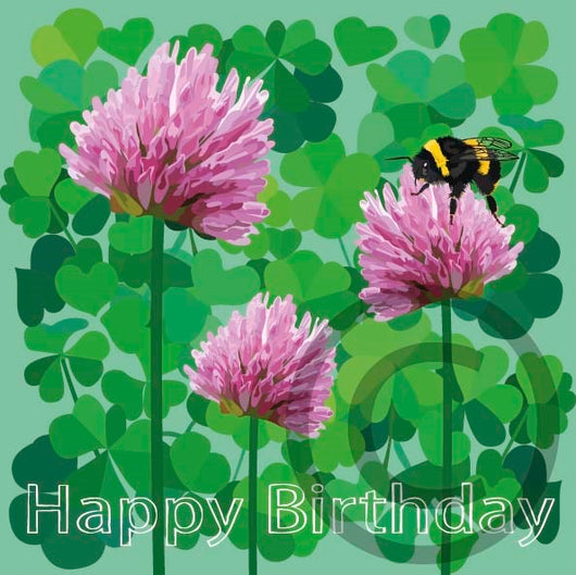 Happy Birthday - Clover and Bee