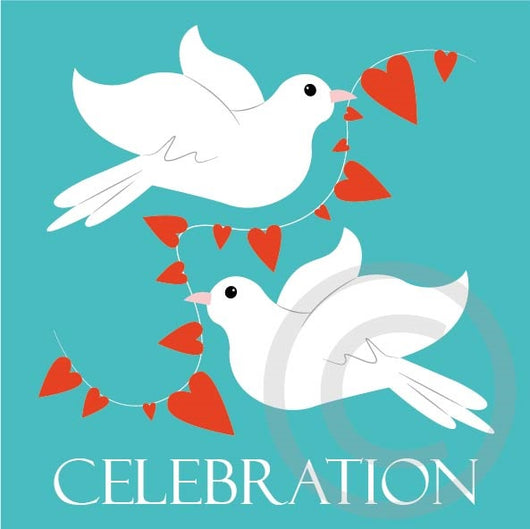 Love Doves (Celebration)