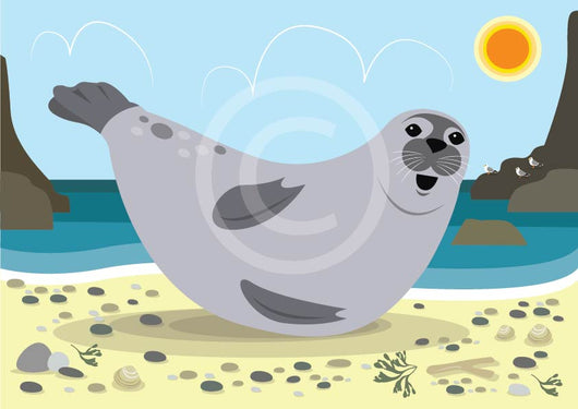 Sandra the Seal