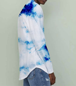 MEN'S TIE-DYE LONG SLEEVE