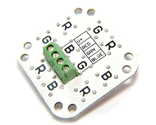 RGB LED Satelite
