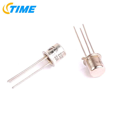 Transistor 2n2222 Encapsulado TO-5