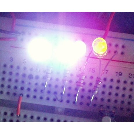 LEDs - Super Brillantes