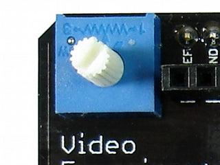Video Experimenter Shield