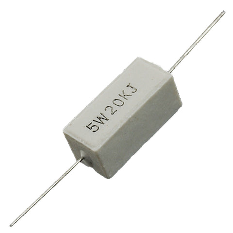 Power Resistor 20k ohm 5 Watt