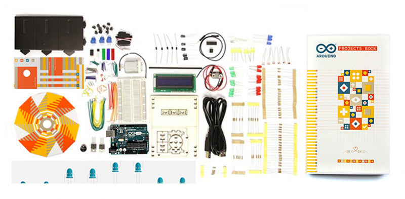 Arduino Starter Kit - English