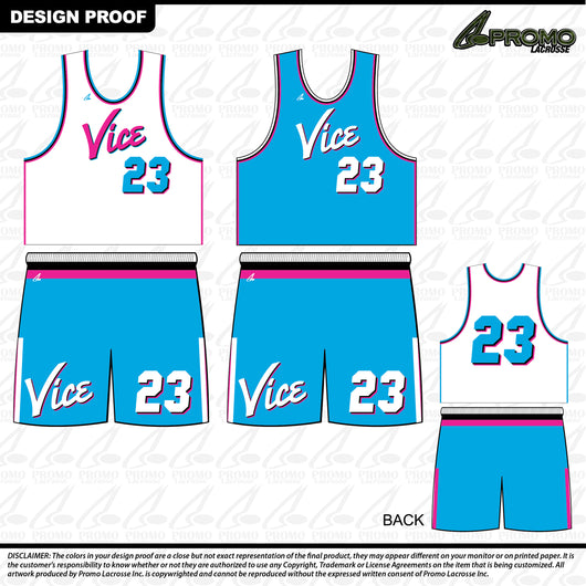 Miami Vice Uniform Set