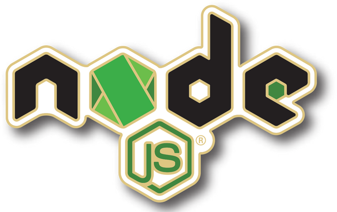 Node.js Lapel Pin
