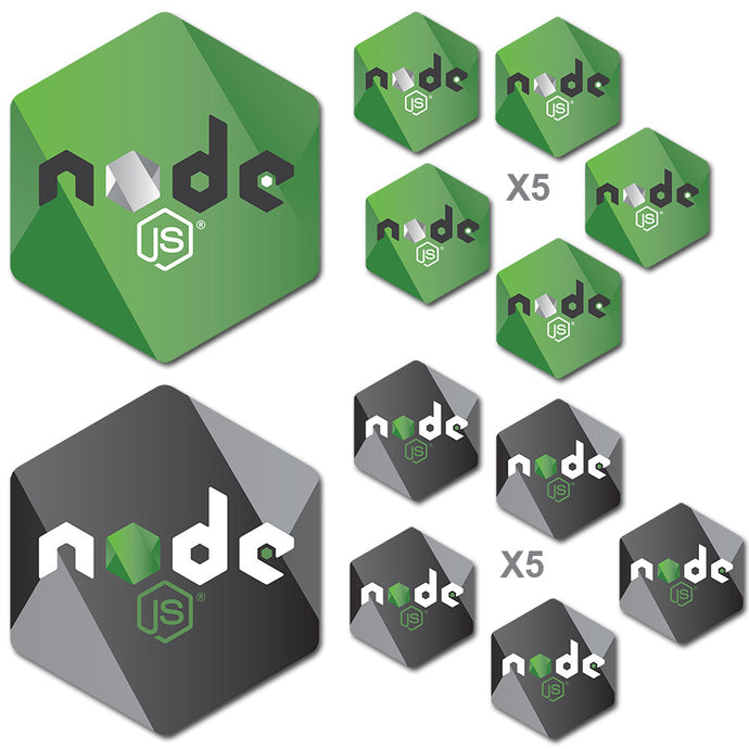 Node.js Decal Pack