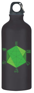 The Node js Icon Water Bottle