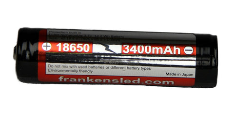 Spare 3400 mAh Battery - Frankensled Inc.