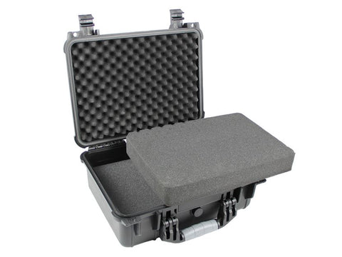 "Hard ""Pelican Style"" Waterproof Case - Frankensled Inc."