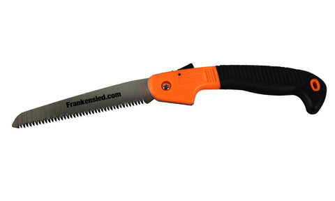 "7"" Folding Saw / Frankensaw - Frankensled Inc."