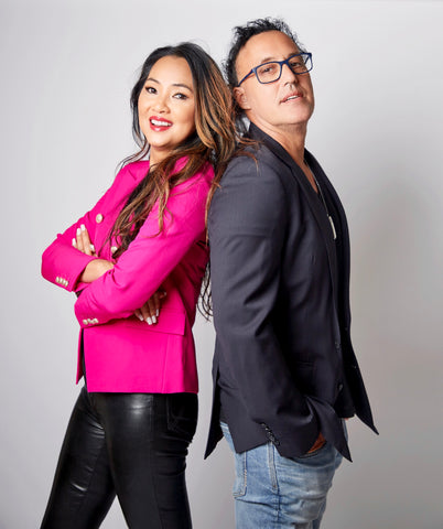 Barry Brinberg and Thao Brinberg, co-founders Nu Sensuelle adult pleasure products manufacturer and sex toy developers
