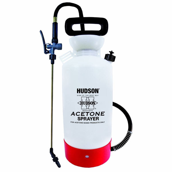 Hudson 97181 Acetone Compression Poly Sprayer, 1.3-Gallon