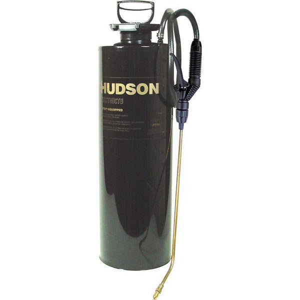 Hudson Constructo Steel Portable Sprayer — 3 1/2-Gallon Capacity, 40 PSI, Model# 91064