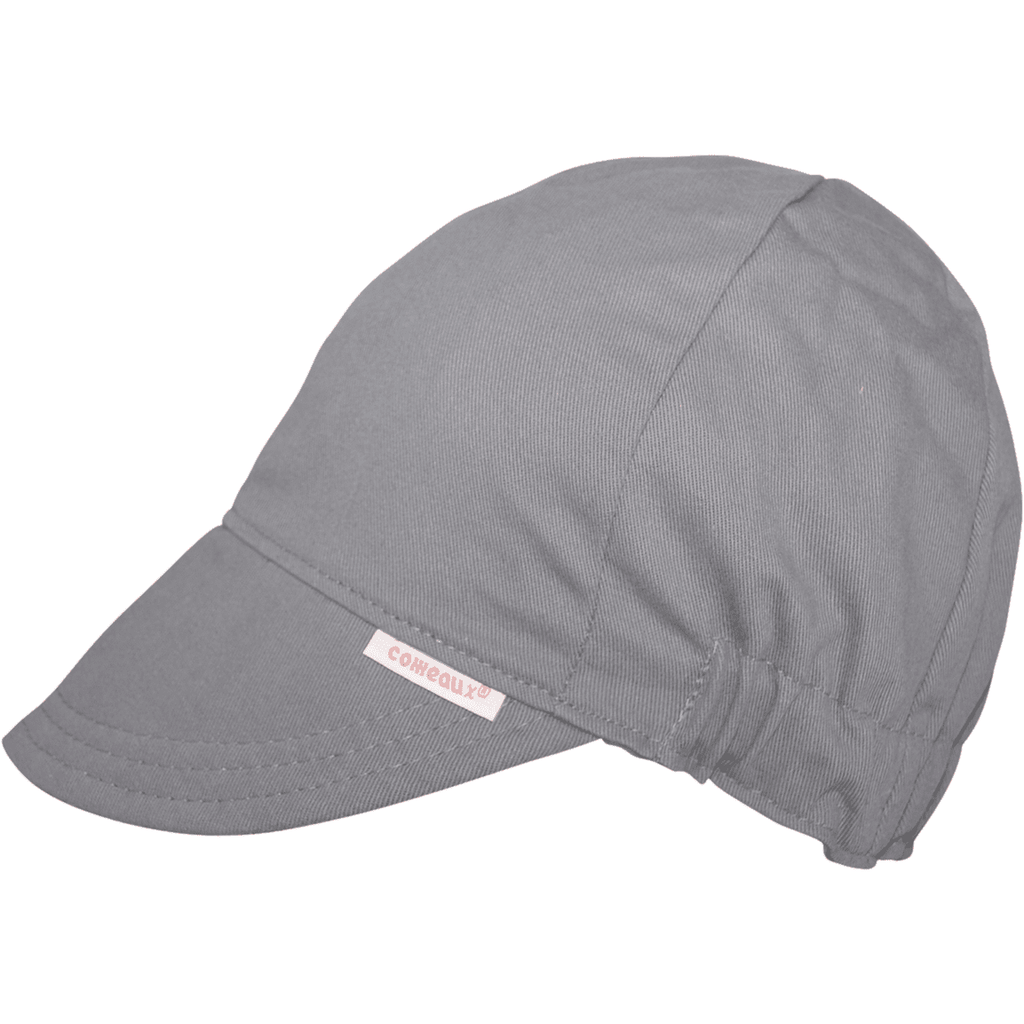 0b7871ff717b2 Comeaux Caps Gray Reversible Welding Cap One Size Fits All   Gray