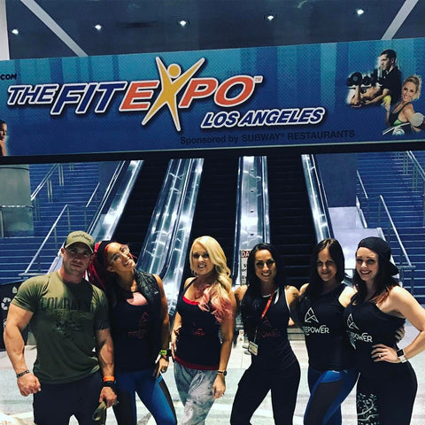 The LA Fit Expo Team
