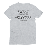 Sweat + Success Women's Short Sleeve T-Shirt
