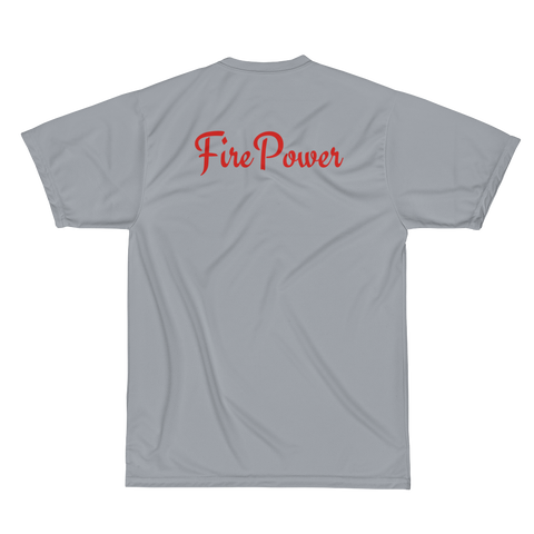 FirePower Back Performance T-Shirt