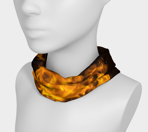Fire Hair Headband