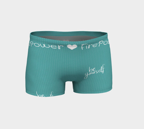 Be Yourself FirePower Shorts