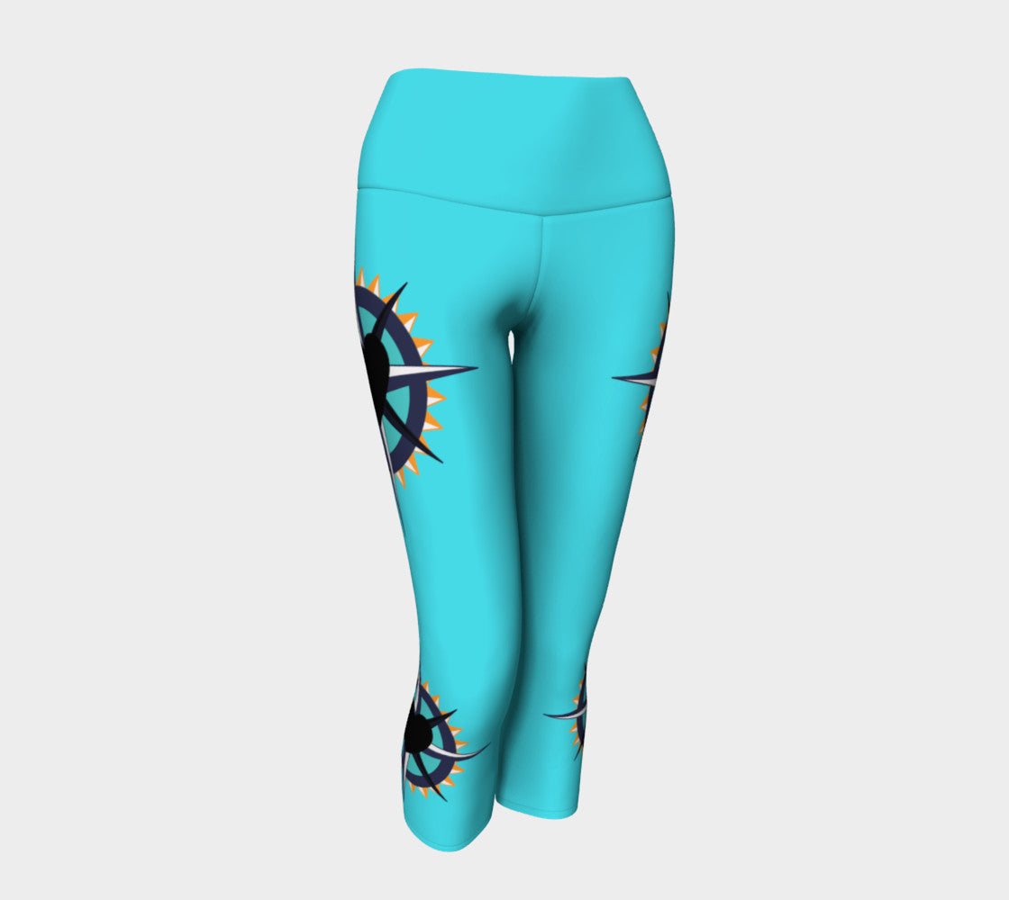 Follow Your Heart FIrePower Capris