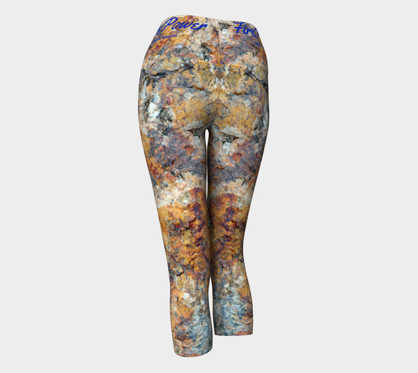 Golden Granite Capris