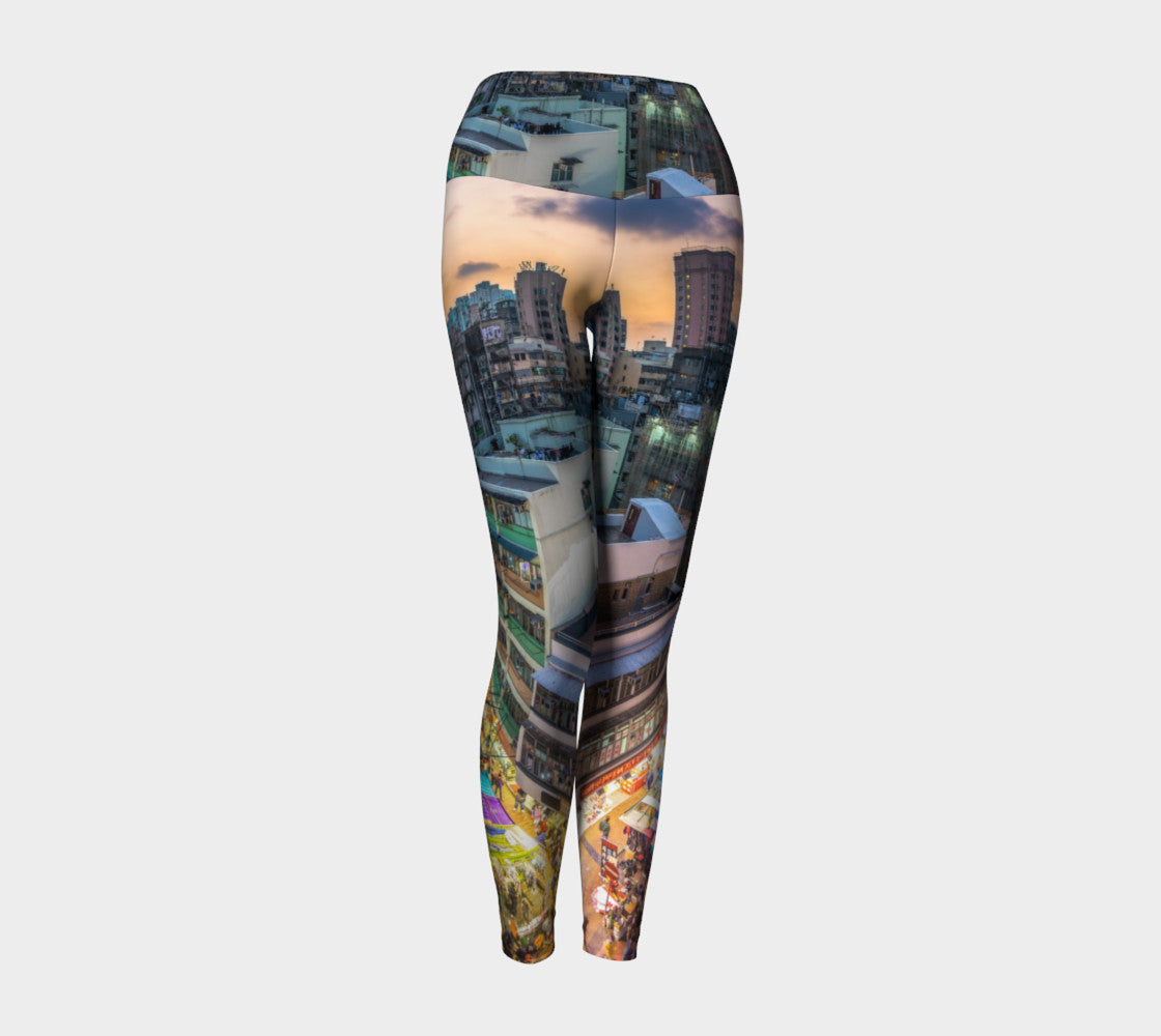 City Motion Yoga Legging